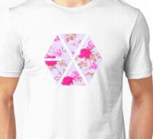 EXO - Floral Unisex T-Shirt