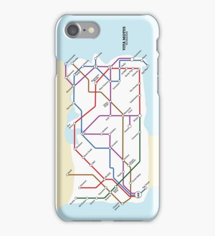 trevor map iPhone Case/Skin