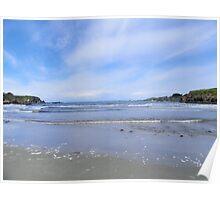 Caspar Beach, Mendocino Coast_05 22 10 Poster