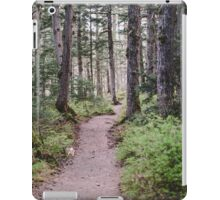 Lets Go to Winner Trail iPad Case/Skin
