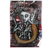 Portrait of an Artist Poster