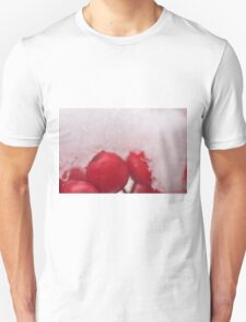 Berries in the Snow, As Is T-Shirt
