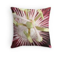 Pistil Whipped with Passion Throw Pillow