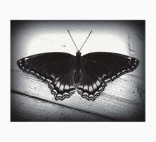 Butterfly One Piece - Long Sleeve