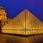 Pyramide du Louvre by James Torrington