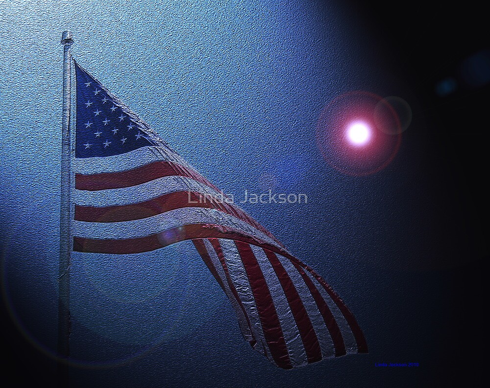 Rockets Red Glare! by Linda Jackson