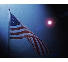 Rockets Red Glare! Photographic Print