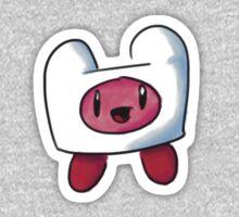 Dream Time! (aka, Kirby w/ Finn's Hat) One Piece - Short Sleeve