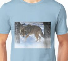 Watchful Coyote Unisex T-Shirt