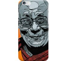 Ode to the Dali Lama iPhone Case/Skin