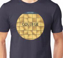 COLLEGE Subway Station Unisex T-Shirt