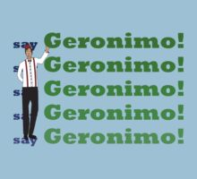 Doctor Says Geronimo! Baby Tee