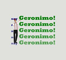 Doctor Says Geronimo! Unisex T-Shirt
