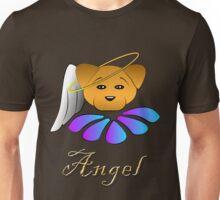 Angel Dog Unisex T-Shirt