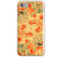 Blossoms In My Garden iPhone Case/Skin