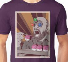 Brain Sushi bw Unisex T-Shirt