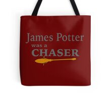 James Potter was a Chaser Tote Bag