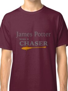 James Potter was a Chaser Classic T-Shirt