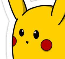 Pudgie Pikachu Sticker
