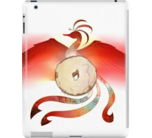Bagel Phoenix Cult iPad Case/Skin