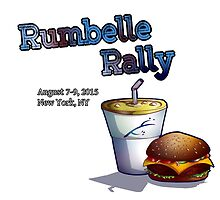Rumbelle Rally 2015 by RiskPig