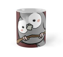White-Face Cockatiel Mug