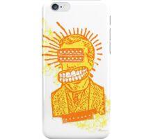 Happy Humbucker Head iPhone Case/Skin