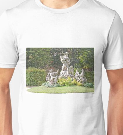 Raub der Proserpina Unisex T-Shirt