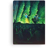 Opera Degas Canvas Print