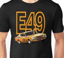 E49 R/T Charger - Valiant Unisex T-Shirt