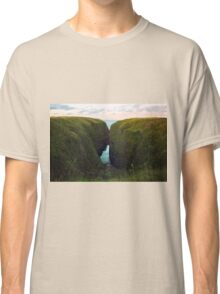 North Sea, Cruden Bay 2 - North East coast of Aberdeenshire, Scotland Classic T-Shirt