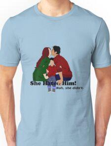 Jily She Hated Him Unisex T-Shirt