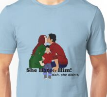 Jily She Hated Him Unisex T-Shirt