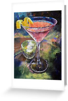 Martini by Michael Creese