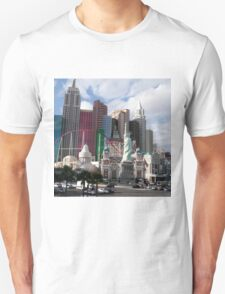 statue of liberty in city T-Shirt