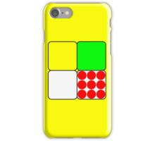 Tour de France Jerseys 3 Yellow iPhone Case/Skin