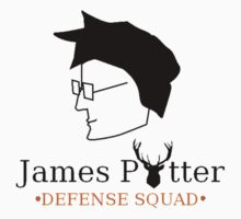 James Potter Defense Squad Kids Tee