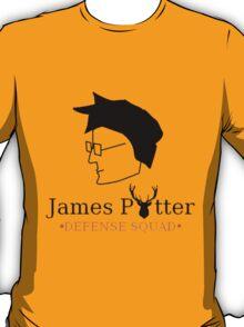 James Potter Defense Squad T-Shirt