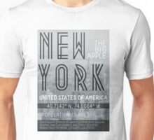 Metropolis New York Unisex T-Shirt
