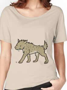 Spotted Hyena Women's Relaxed Fit T-Shirt