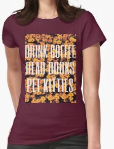 My Favourite Things Womens Fitted T-Shirt