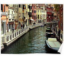 Hotel Gardena - Venice Poster