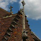 Ashbocking Crosses, Suffolk by wiggyofipswich