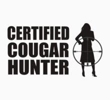 Certified Cougar Hunter by DesignMC