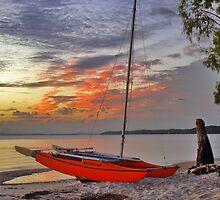 Sundowner by Mike Doran