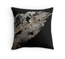 Life's Cycle Throw Pillow