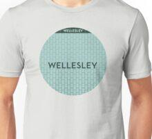 WELLESLEY Subway Station Unisex T-Shirt