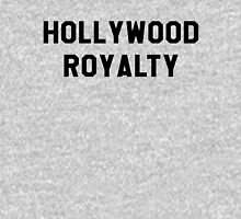 Hollywood Royalty- Black Unisex T-Shirt