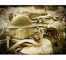 The Battle Of Britain is About to Begin - 1940 Photographic Print