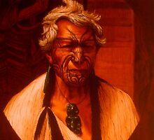 After Goldie - Atama Paparangi by Cary McAulay